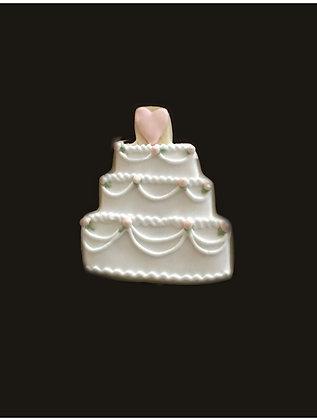 6 Wedding cakes ($2.75 each)