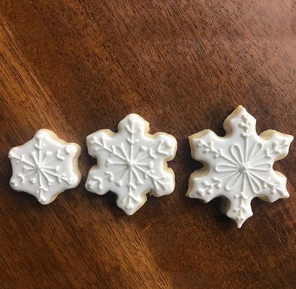 6 Snowflakes