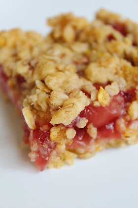Cherry Oat Bars (9x9 pan)