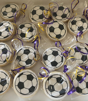 6 Soccer ball ($2 each)