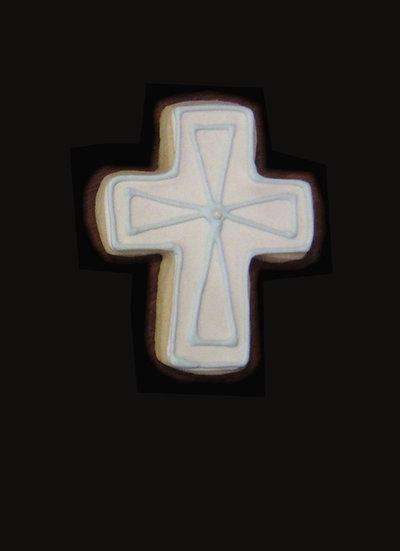 6 Straight edge crosses ($2.20 each)