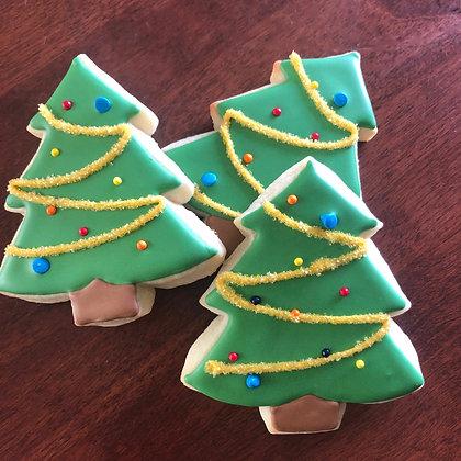 6 Christmas Trees