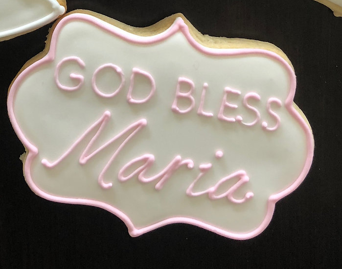 6 Blessing plaques ($2.75 each)
