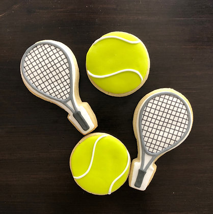 6 Tennis Racquets ($2.50 each)