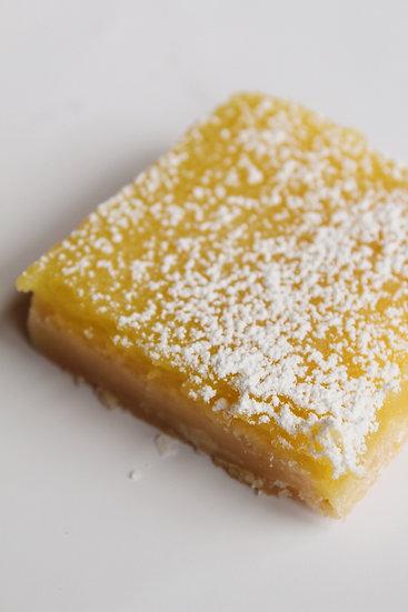 Lemon Bars (9x13 pan)