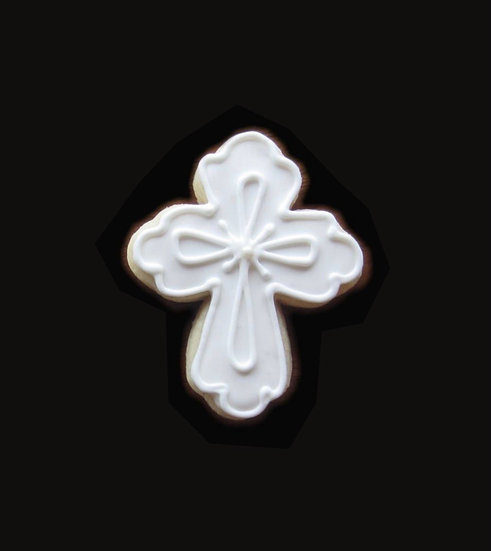 6 Small rounded crosses ($2 each)