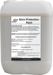 stain protection aqua