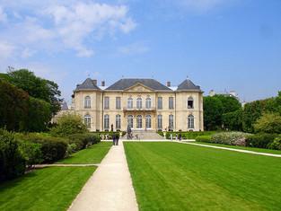 """Visite du musée Rodin et dessin en """"Live"""" le 8 mars 2019."""