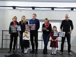 Audition multi instruments du 13 décembre 2018
