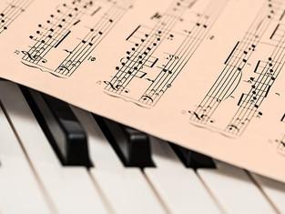 Audition de piano le 19 janvier prochain.