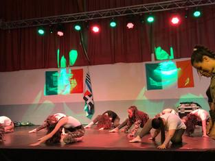 AAV présente à la Saint Patrick