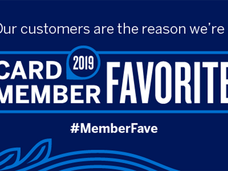 Tekorder, selected as an American Express 2019 Member Favorite!