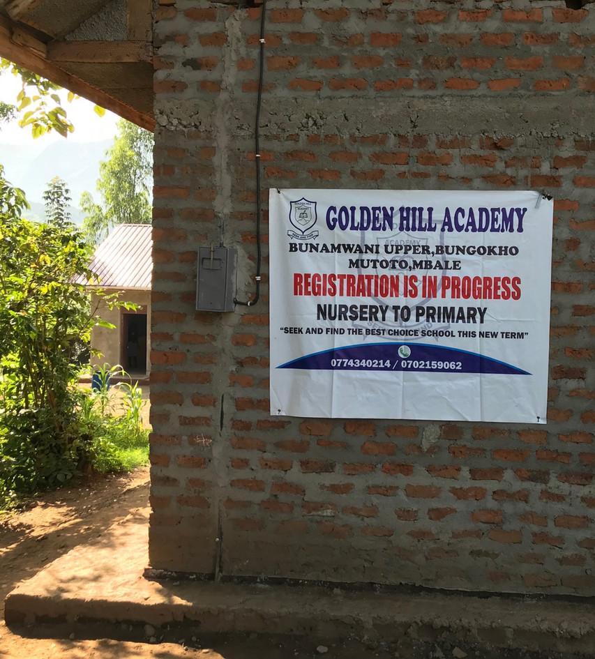 The Golden Hill Academy