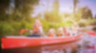 tampões de água para canoagem