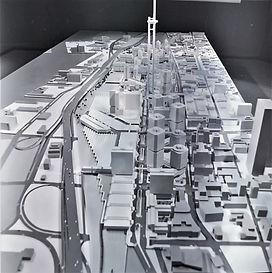 Metro Centre Model