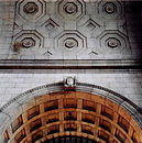 Union Station Arch detail