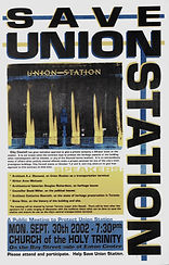 Save Union Station