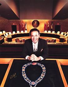 Mayor Mel Lastman