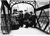 Bridge of Sighs 1911 English Immigrants