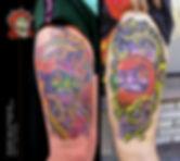tatouage biomécanique a Thonon