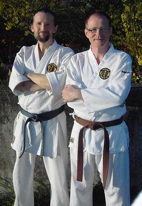 Michael & Klaus UFC Ellingen