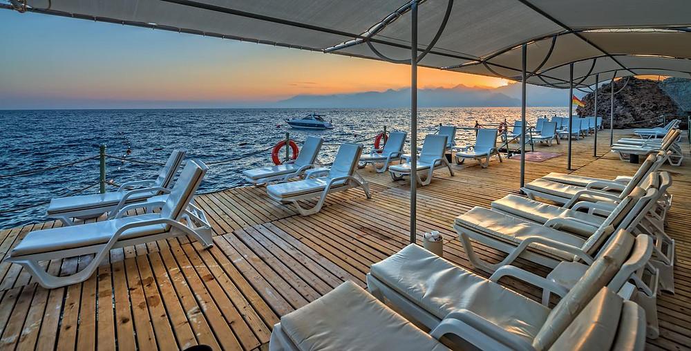 hotel 5 étoiles pas cher Antalya avec P2S Travel