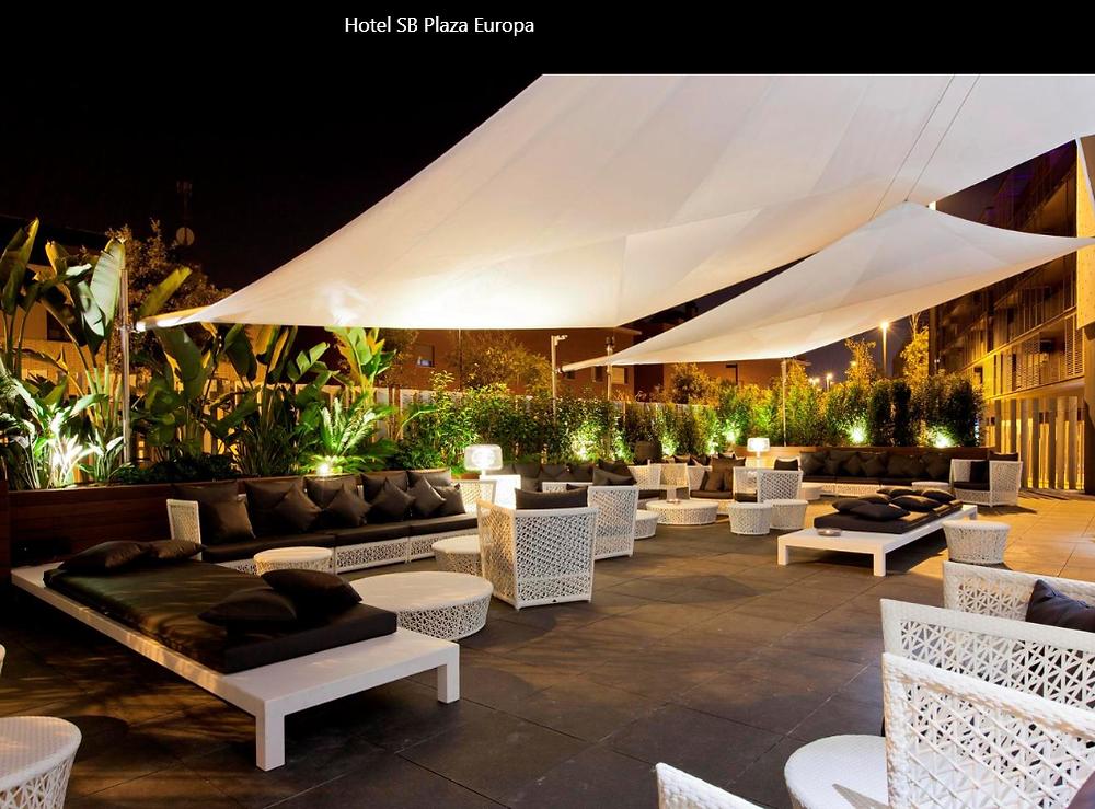 hôtel 4 étoiles SB Plaz Europa Barcelone