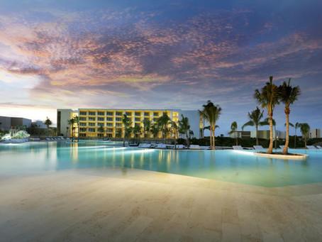 WeTrip de P2S Travel à Cancun au Mexique à l'hôtel 5 étoiles Grand Palladium Costa Mujeres ..