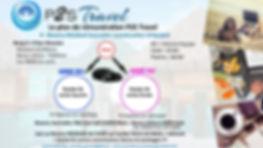 Plan de rémunération P2S Travel: Revenu Résiduel Journalier (construction d'équipe) 3Star Director