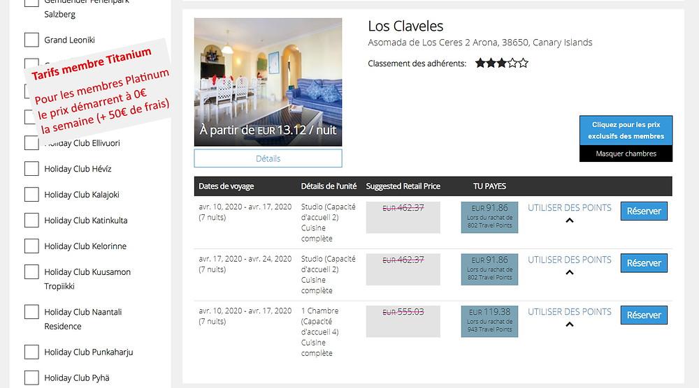 P2S Travel: Séjours Get Away (Dreamcation) à Tenerife dans les îles Canaries en avril..