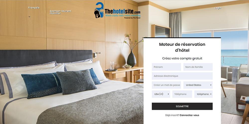 Hôtels pas cher sur Thehotelsite