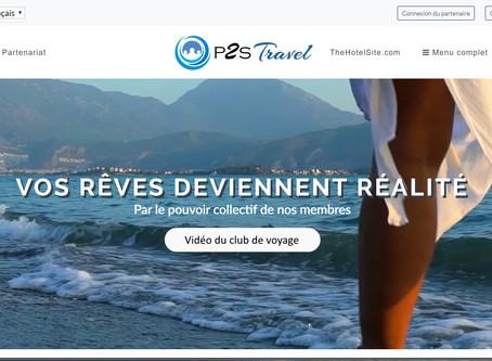 Avis P2S Travel: Bilan n° 5 après 8 mois d'activité... je suis 2 Star Director..