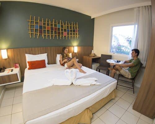 Séjour Dreamcation Brésil 7 nuits pour 2 personnes à 57€ pour les membres Platine de P2S Travel