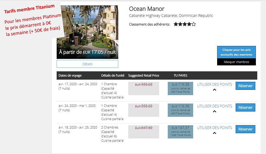 P2S Travel Getaway (ex Dreamcation) république dominicaine