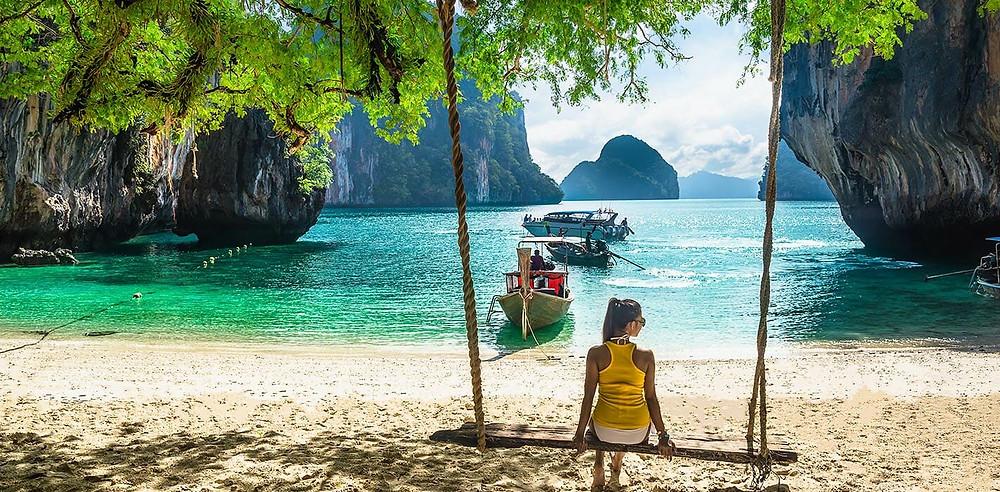P2S Travel: Phuket / Thaïlande Vols + hôtels pas cher avec P2S Travel
