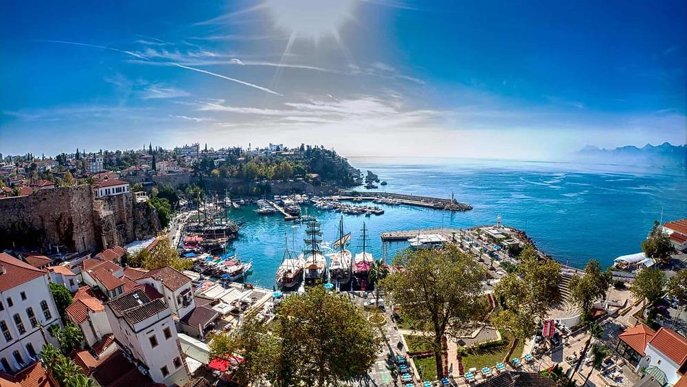Antalya / Turquie: Vols + hôtels pas cher avec P2S Travel = Vacances Toussaint pas chères ..