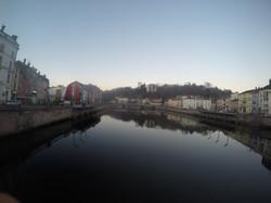 La Moselle à Épinal