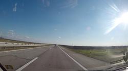 On the way to Belgrade