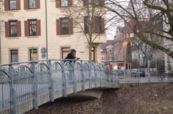 Ophélia in Tübingen