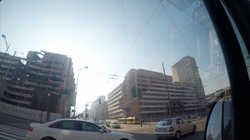 Worrying buildings arriving in Belgr