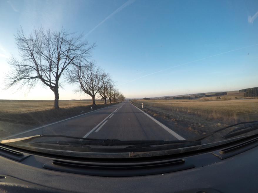 On The Road to Prague