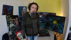Felix and his art