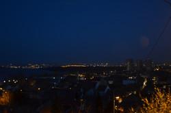 Belgrade from Zemun
