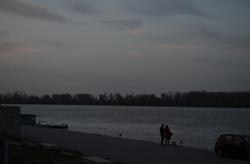 Danube in Zemun