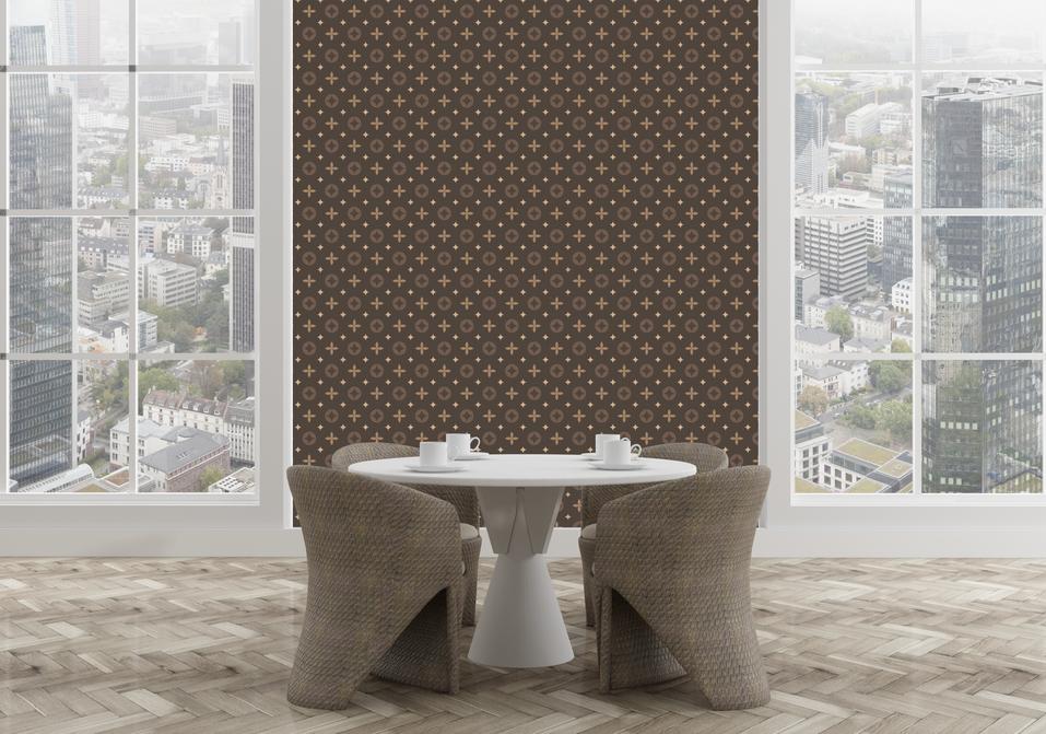 Louis Vuitton Inspired Wallpaper