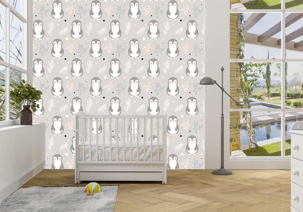 Baby Room Animal Pattern-04