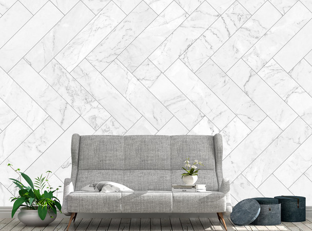 Item #1487 Marble Tiles
