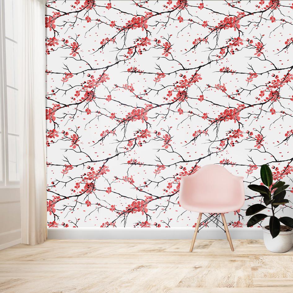 Item #1258 Cherry Blossoms