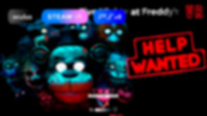 Five's Night at Freddy's VR - Help Wante