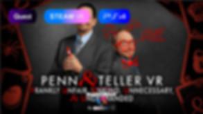 Penn & Teller VR - Frankly Unfair, Unkin